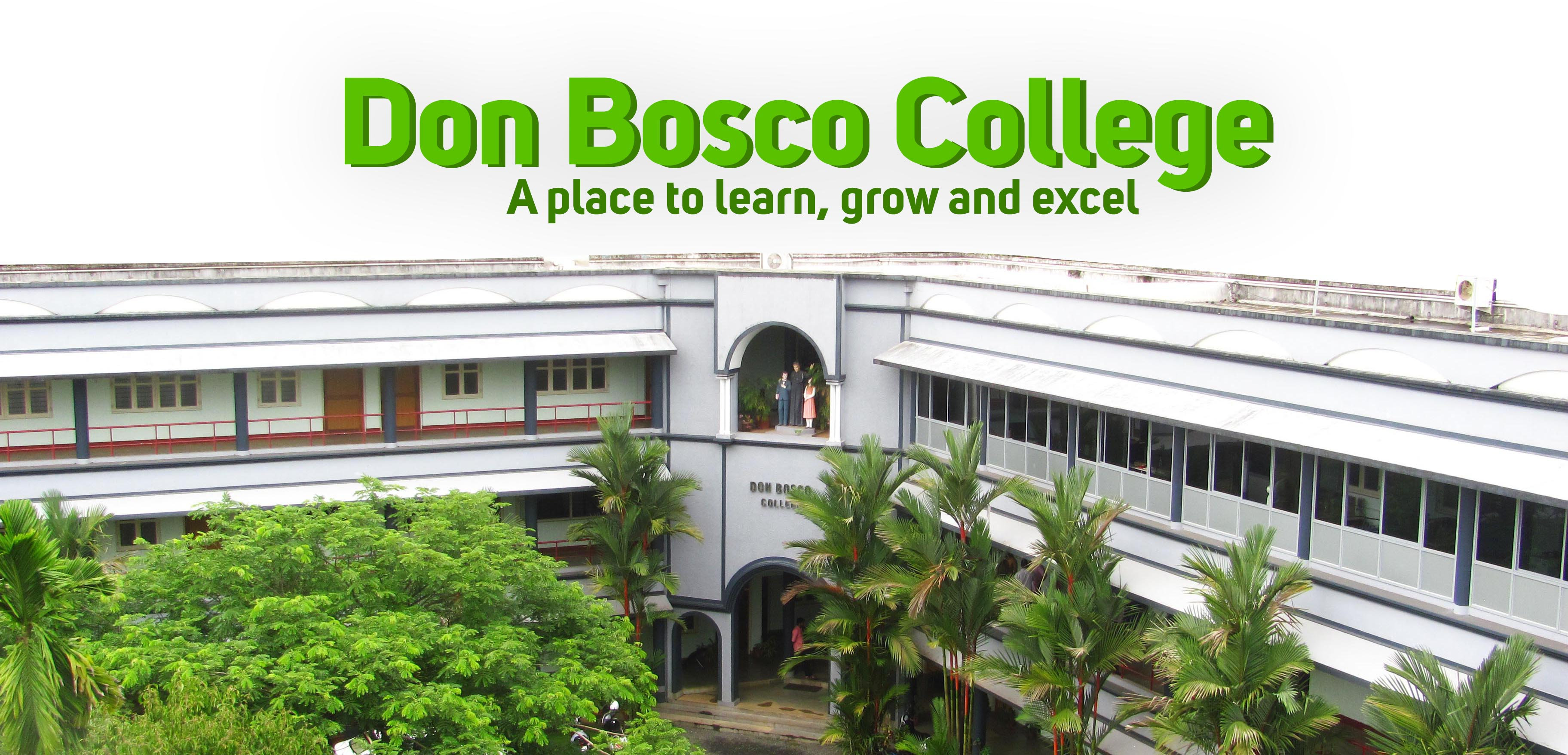 Don Bosco College for MCA in Kannur, Kerala